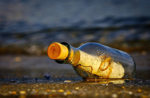 Message in a bottle: Hire a writer to Send The Write Message