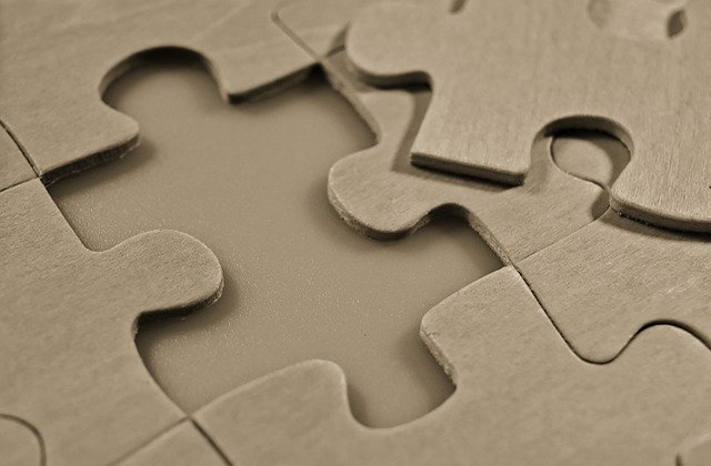 Puzzle piece: are we a right fit for you?